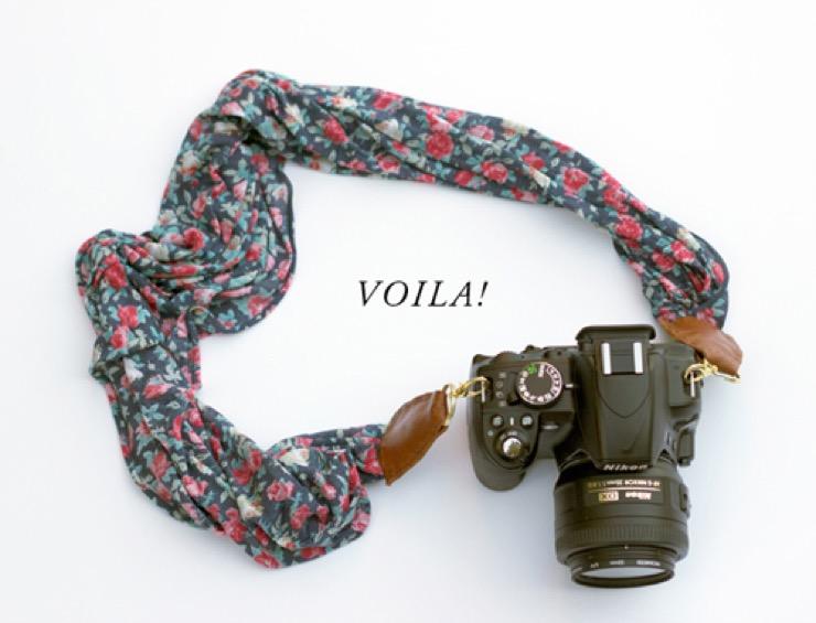 カメラ ストラップ 作り方 デザインいろいろ!自分だけの「カメラストラップ」を手作りしよう
