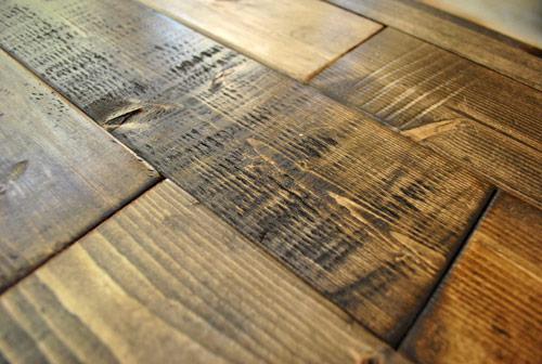ぐっと本物っぽく仕上がる木材のエイジング術 Diyer S │リノベと暮らしとdiy。