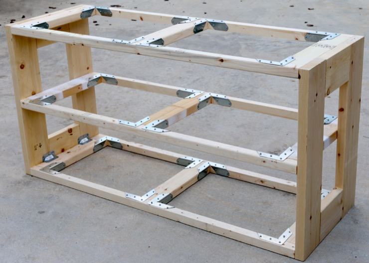 How To Tie Metal Bed Frame With Wooden Furniture