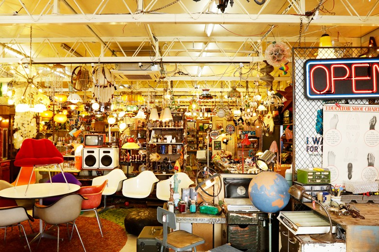 WANT ANTIQUE LIFE STORE