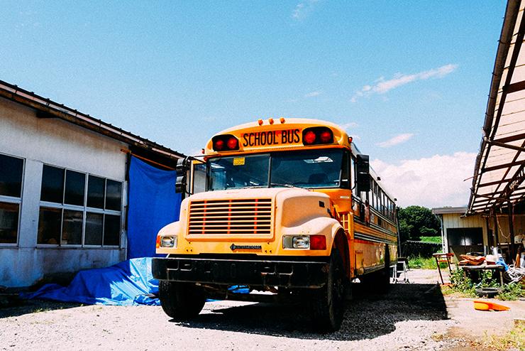 アメリカ スクール バス